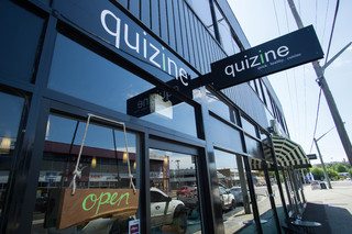 Quizine - 5 1/2 Day A Week Cafe Big On Opportunity Low On Costs!