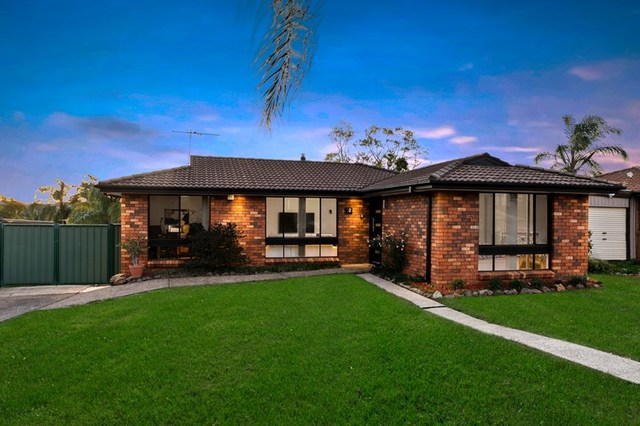 10 Minchinbury Terrrace, Eschol Park NSW 2558