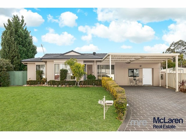 5 Marsanne Place, Eschol Park NSW 2558
