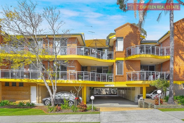 18/8-18 Shaftesbury St, Carlton NSW 2218