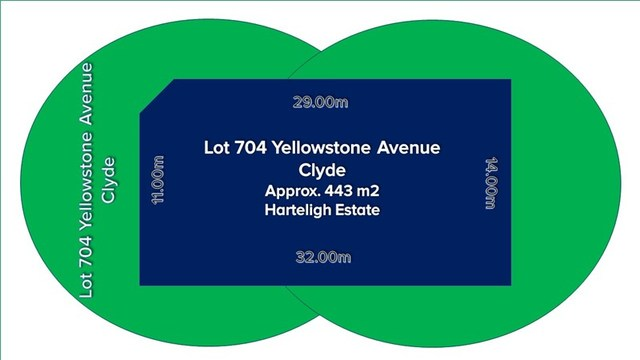 8 Yellowstone  Avenue, Clyde VIC 3978