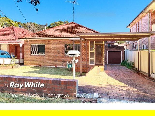 31 Monaro Avenue, Kingsgrove NSW 2208