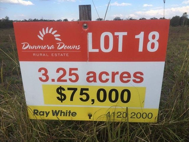 Lot 18 Lomandra Lane, Dunmora QLD 4650