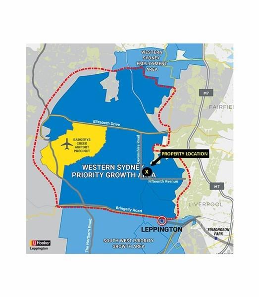 715 Fifteenth Avenue, Kemps Creek NSW 2178