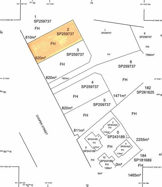 Lot 2/null Cooper Street, Dalby QLD 4405
