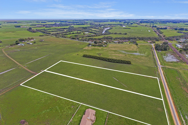 Lots 2 and 3 Carrolls Road, Allansford VIC 3277