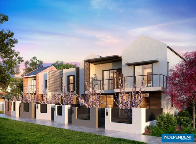 Haus Lane - 2-bedroom terrace, Dickson ACT 2602