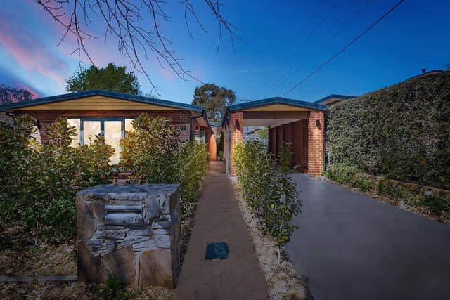 26 Brigalow Street, O'Connor ACT 2602
