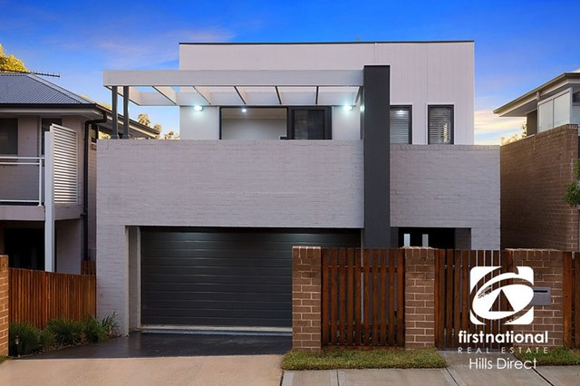 38 Caballo Street, Beaumont Hills NSW 2155