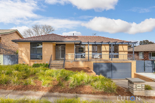 38 Blackwood Terrace, Holder ACT 2611