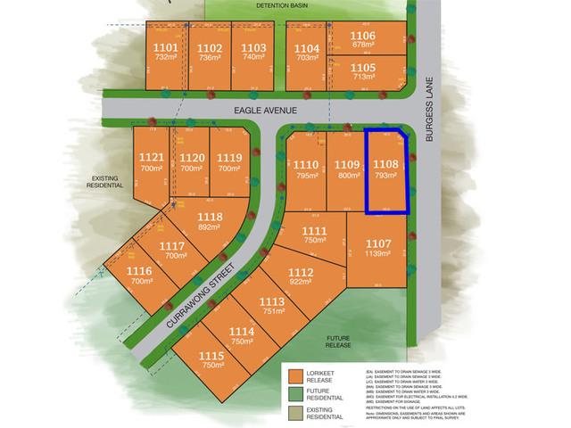 Lot 1108 Lampada Estate, NSW 2340