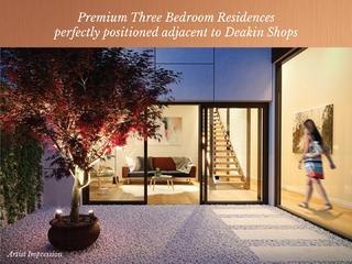 Maple - Premium Three Bedroom Residences