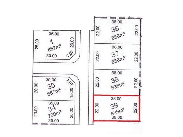 17 (Lot 39) Lakes Park Drive, Ob Flat SA 5291