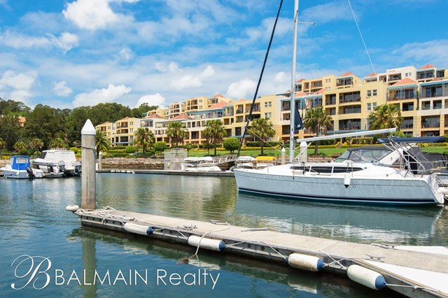 Balmain Cove Marina, Rozelle NSW 2039