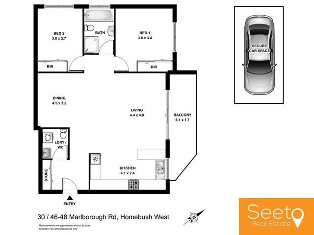 30 46 48 Marlborough Rd Homebush West Real Estate For Sale