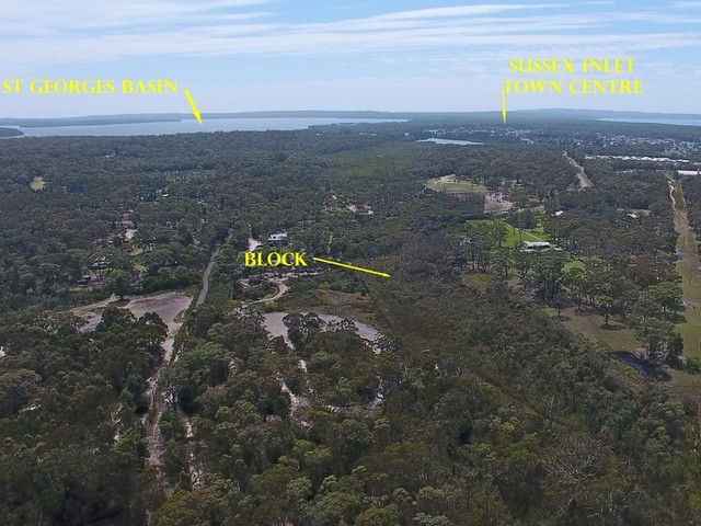 Lot 101 Sussex Inlet Road, Sussex Inlet NSW 2540