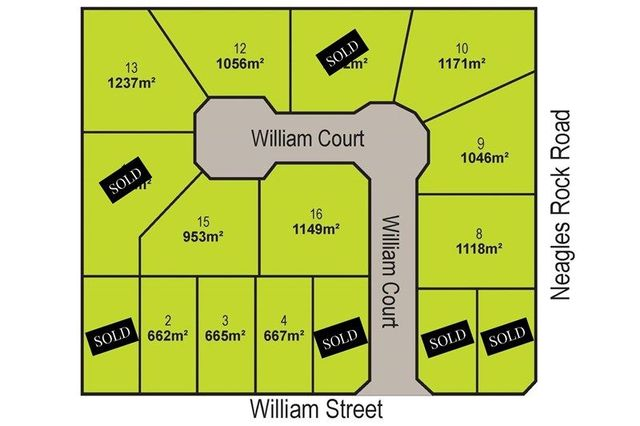 "Lots 2-4, 8-16 ""William Court"", William Street, Clare SA 5453"