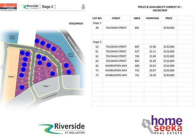 Riverside @ Wollaston Estate, Warrnambool VIC 3280