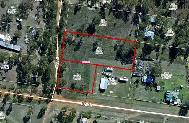 Lot 809 Elliot Street, Pratten QLD 4370