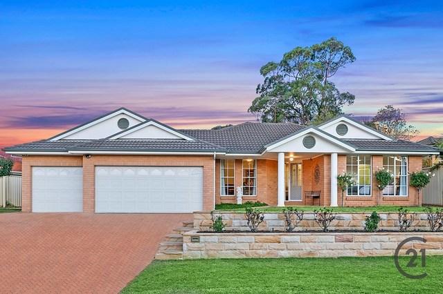 3 Hamish Court, Beaumont Hills NSW 2155