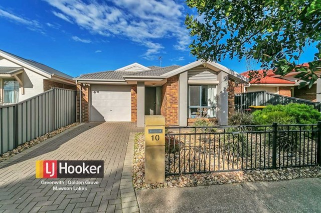 10 West Parkway Crescent, Andrews Farm SA 5114