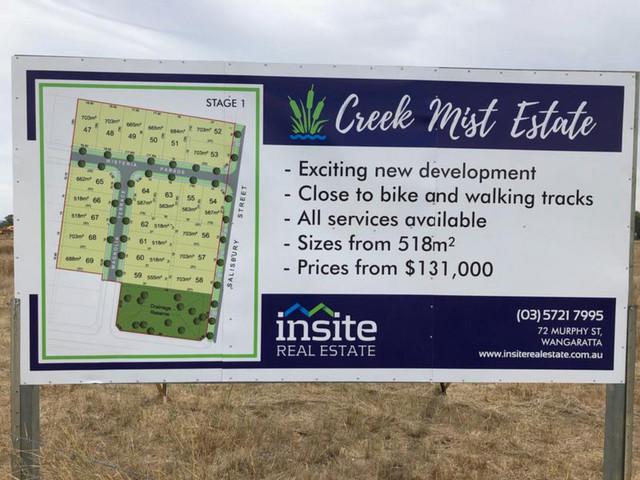 Creek Mist Estate, Wangaratta VIC 3677