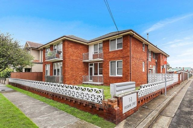 9/1 Frogmore Street, NSW 2020
