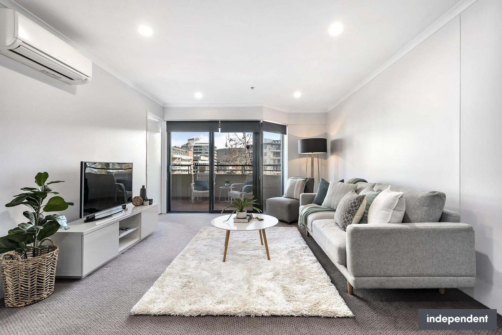514 74 Northbourne Avenue Braddon Act 2612 Apartment