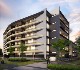 The Curzon Apartments - Affordable Luxury 1 Bedroom Apartment