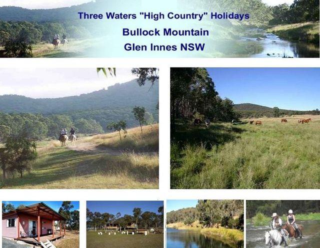 935 Bullock Mount Rd, Glen Innes NSW 2370