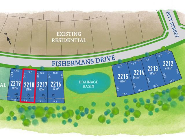 Lot 2218/null Fishermans Drive, Teralba NSW 2284