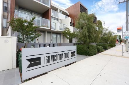 109C/168 Victoria Road, VIC 3070
