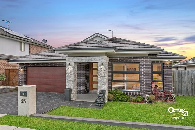 35 Mosaic Avenue, The Ponds NSW 2769