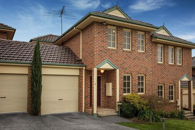 2/207 Reynolds Road, Doncaster East VIC 3109