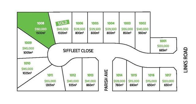 Lot 1008/Siffleet Close Links Estate, NSW 2380