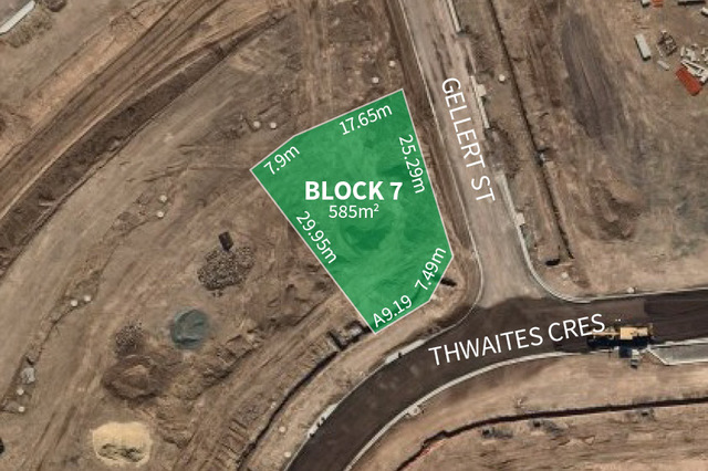 Blocks 2-10 Section 57 Wright - 28 Thwaites Crescent, Wright ACT 2611