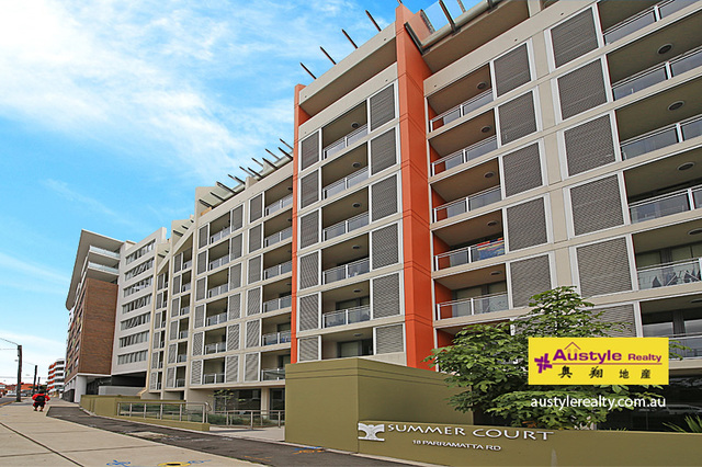 206A/18 Parramatta Rd, Strathfield NSW 2135
