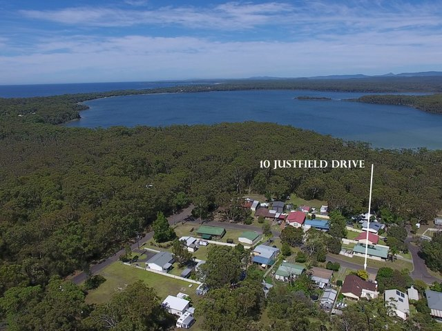 10 Justfield Drive, Sussex Inlet NSW 2540
