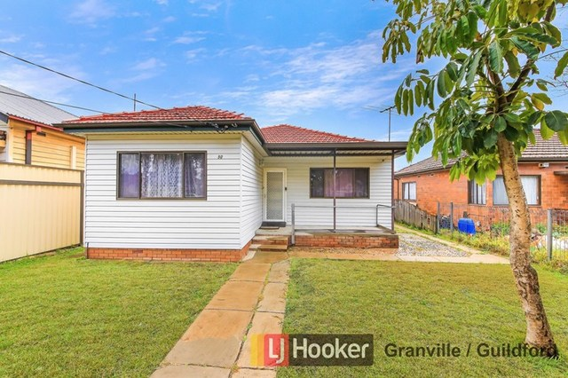 50 Gregory Street, Granville NSW 2142