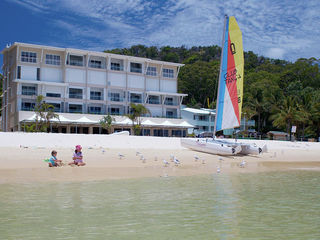 Unit 2/11 Beachwalk Tangalooma Resort