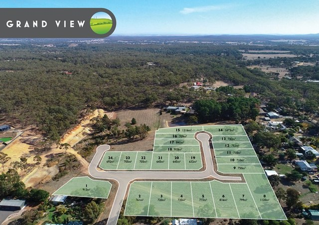 Grand View Drive, Mckenzie Hill VIC 3451