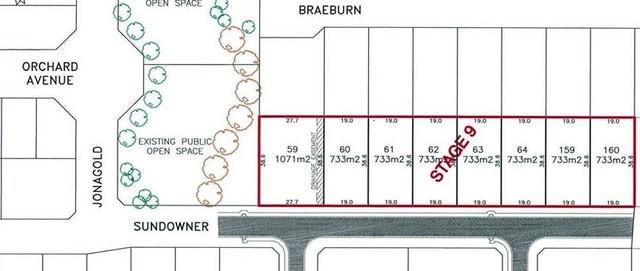Lot 160 Sundowner Avenue, Legana TAS 7277