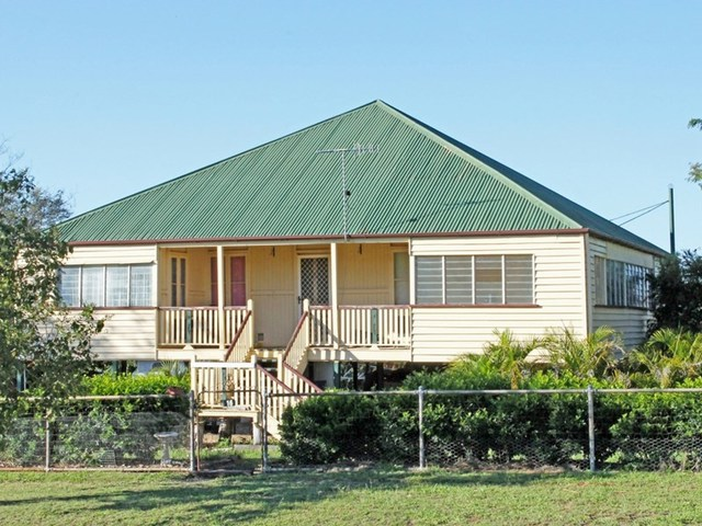 (no street name provided), Springsure QLD 4722