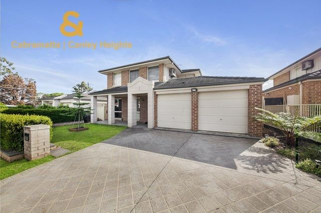 25 Mitchell Street, Fairfield East NSW 2165