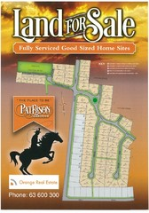 Lot 35-94 Paterson Gardens Estate