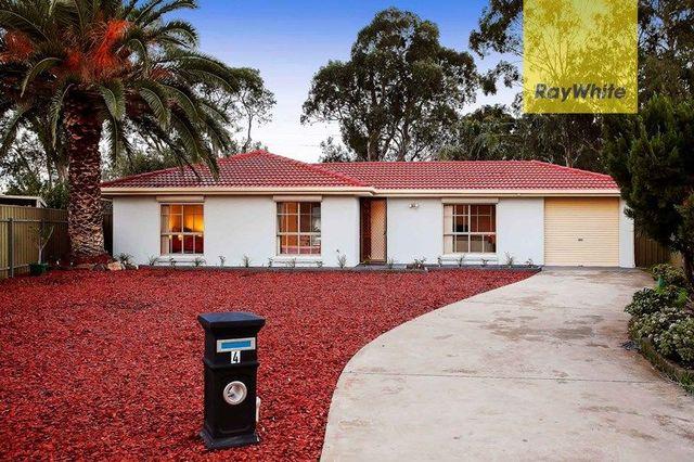 4 Bauhinia Drive, Parafield Gardens SA 5107