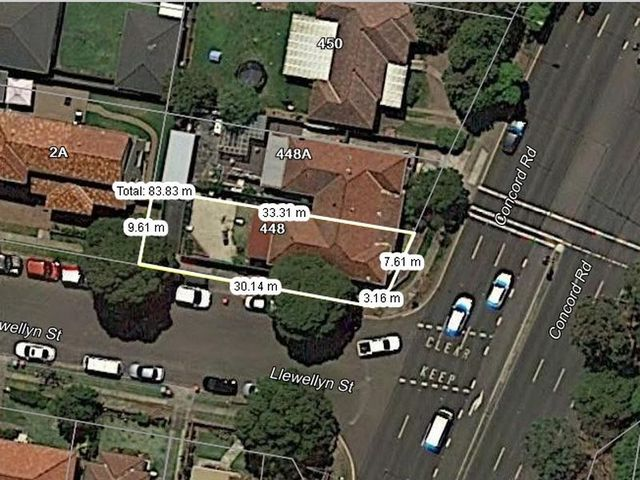 448 Concord Road, Rhodes NSW 2138