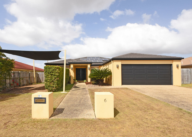 6 Glengarry Court, Kawungan QLD 4655