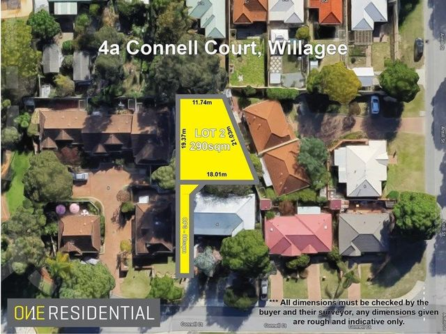 4a Connell Court, Willagee WA 6156