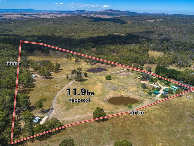 415 Frost Road, Pastoria East VIC 3444